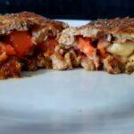 Keto Pancakes de Frutos Secos